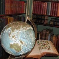 Photo of Earth globe   Lonsdale Insurance Brokers   North American Programmes