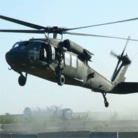 Photo of helicopter | Lonsdale Insurance Brokers | War & Terrorism Insurance