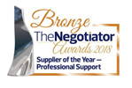 the-negotiator-awards-2018-supplier-of-the-year-professional-support-bronze-award